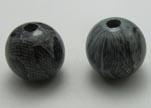 Snake Wooden Beads NSSB-03-20mm