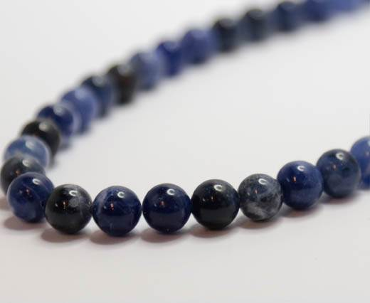 Natural Stones-8mm-Sodalite