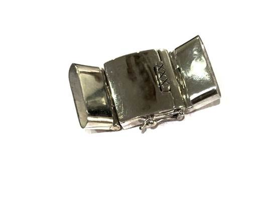 Sterling Silver Clasps - SSC2