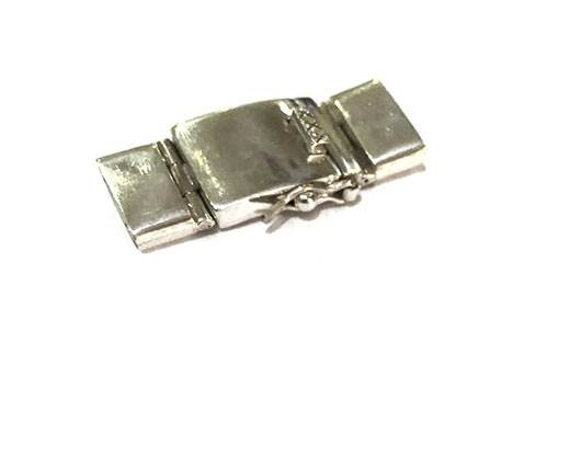 Sterling Silver Clasps - SSC4