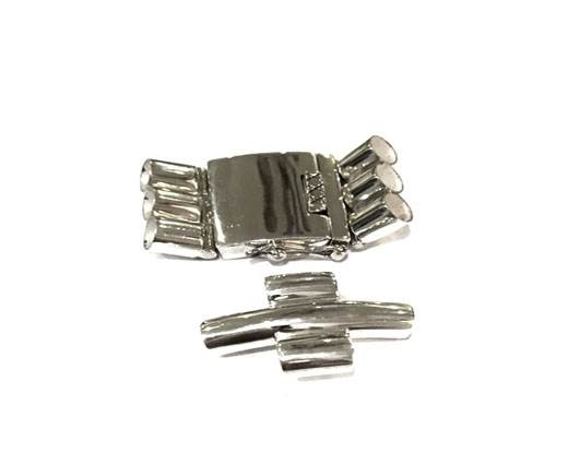 Sterling Silver Clasps - SSC9