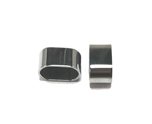 Stainless steel part for leather SSP-612-12*6mm