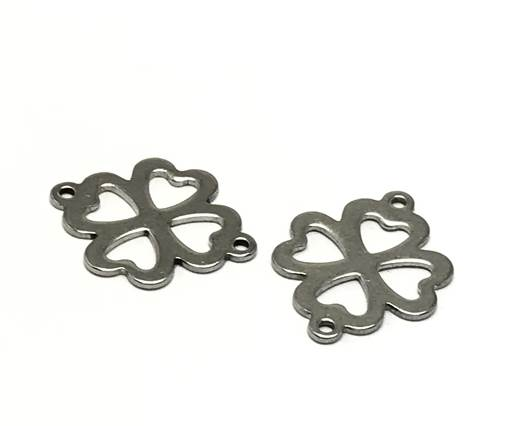 Stainless steel charm SSP-105