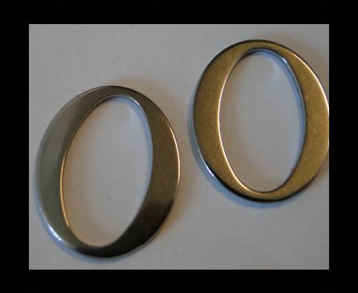 Stainless steel ring SSP-107