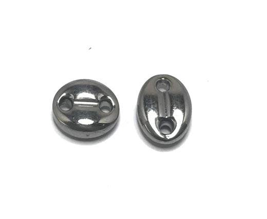 Stainless steel part for round leather SSP-108