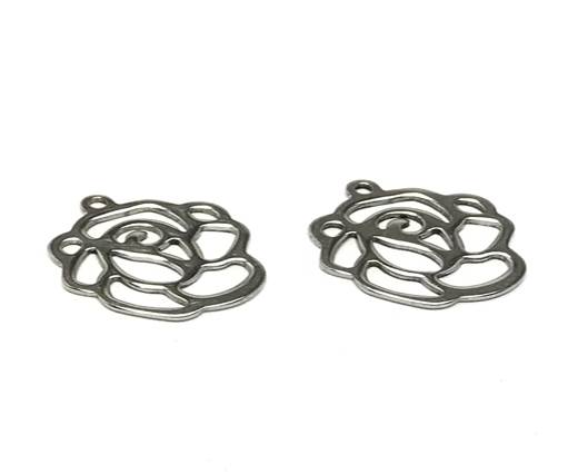Stainless steel charm SSP-112