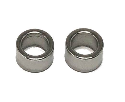 Stainless steel part for round leather SSP-125