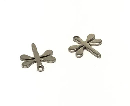 Stainless steel charm SSP-139 - 11,7 -BY-10,4mm
