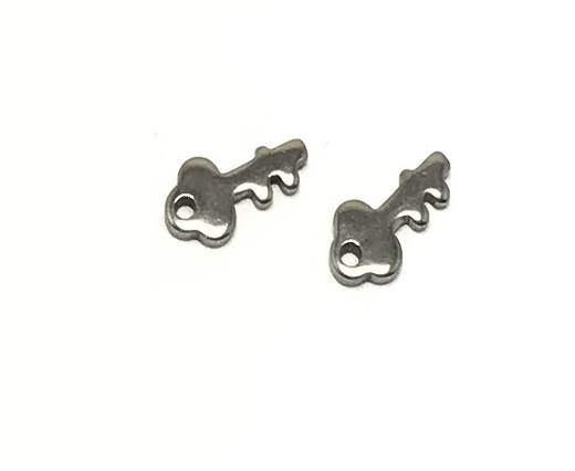 Stainless steel charm SSP-146 - 12,7 -BY-6,6mm