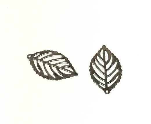 Stainless steel charm SSP-151 - 12,6 -BY-5,7mm