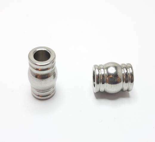 Stainless steel part for leather SSP-184-6mm