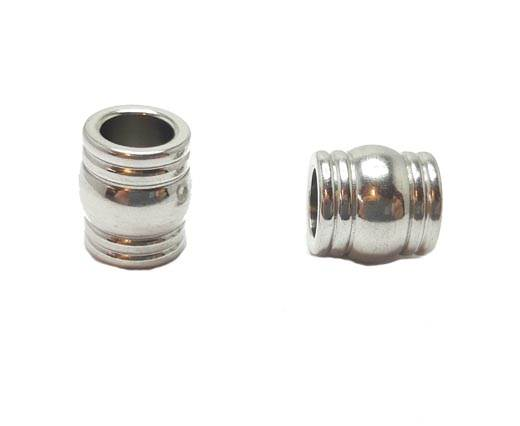 Stainless steel part for leather SSP-184-9mm-Steel