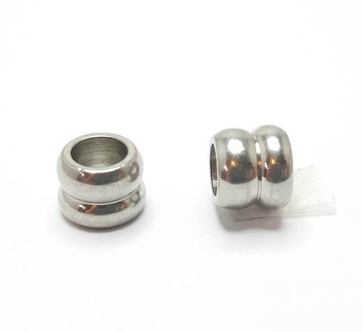 Stainless steel part for leather SSP-185-6mm