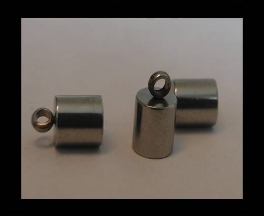 Stainless steel end cap SSP-195-4mm