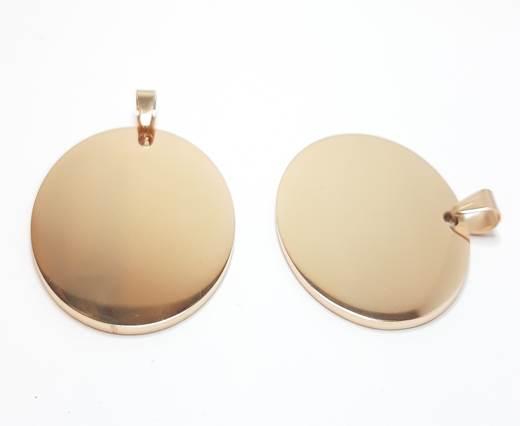 SSP-214-40MM-ROSE GOLD/GOLD