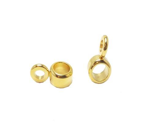Stainless steel part for leather SSP-238-7mm-Gold