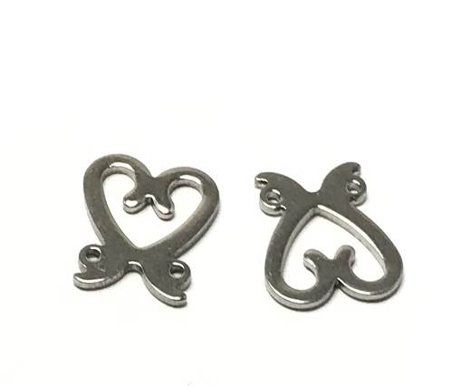 Stainless steel charm SSP-241