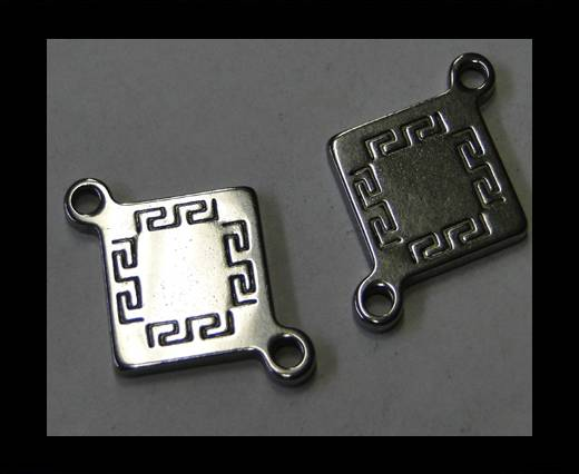 Stainless steel charm SSP-256