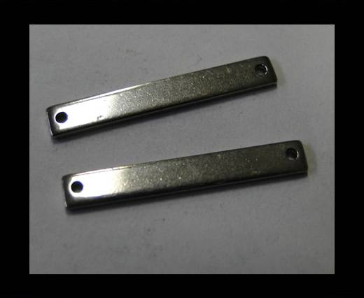 Buy Stainless steel logo plate SSP-268 at wholesale prices