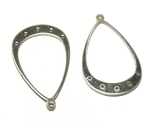 Stainless steel charm SSP-269