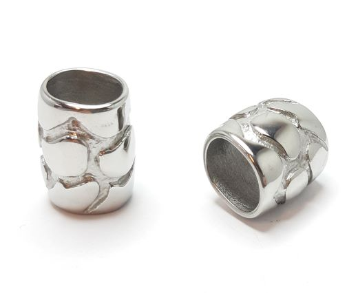 Stainless steel part for leather SSP-294-11*7.4MM