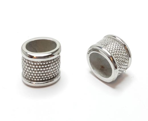 Stainless steel part for leather SSP-295-11*7MM