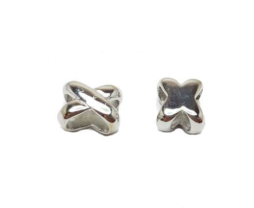 Stainless steel part for leather SSP-300-10*5mm