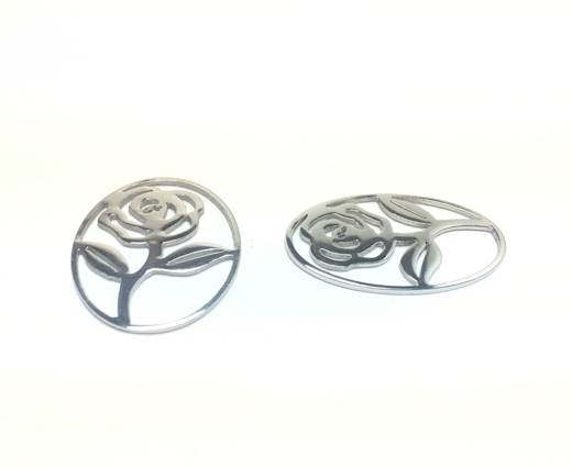 Stainless steel earing SSP-328-20,6*29,6*1,2mm