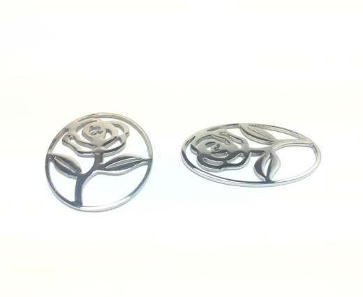 Stainless steel earing SSP-328-20,6*29,6*1,2mm