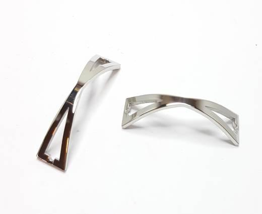 Stainless steel part for bracelet SSP-340-41mm