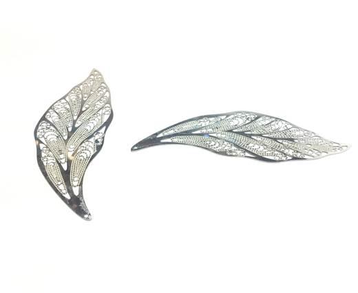 Stainless steel earing SSP-377-72*25mm-Steel