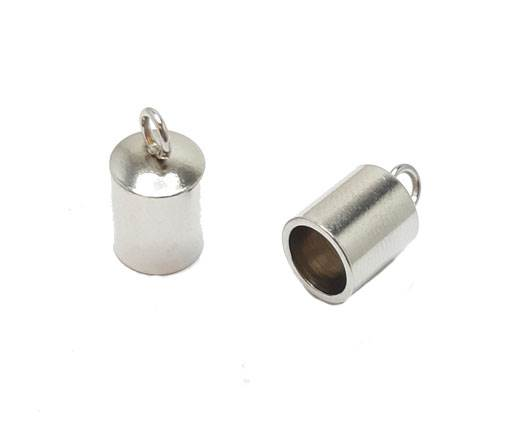 Stainless steel end cap SSP-391-steel-6mm