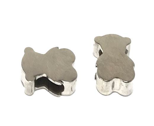 Stainless steel part for leather SSP-397-13*18mm