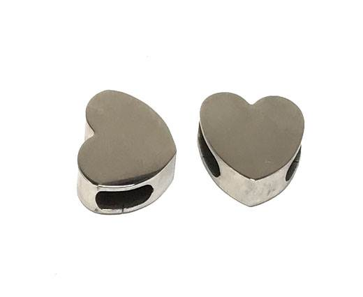 Stainless steel part for leather SSP-404-11*2mm
