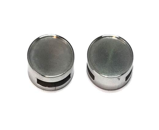 Stainless steel part for leather SSP-418