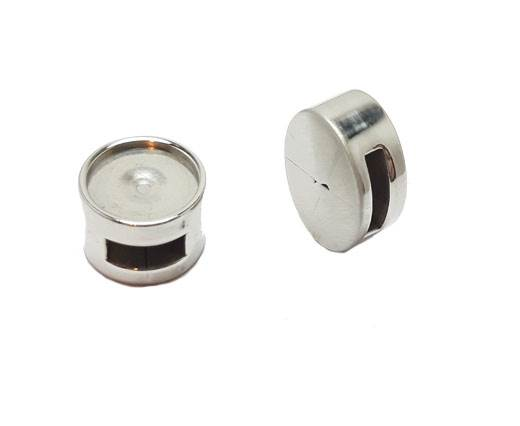 Stainless steel part for leather SSP-419