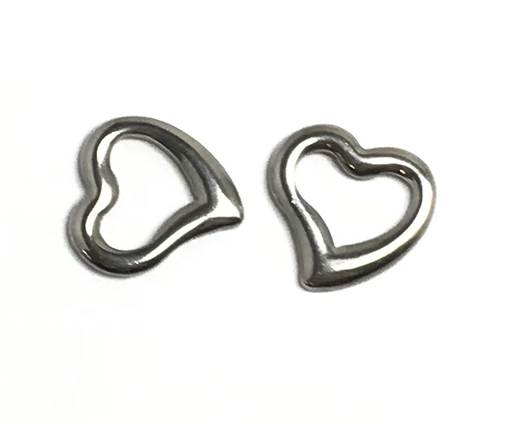 Stainless steel charm SSP-425-16*16mm-Steel