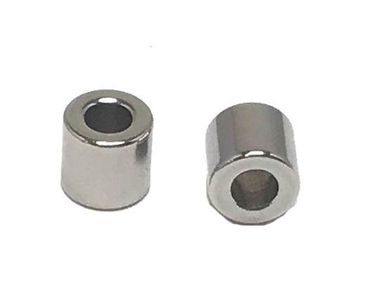 Stainless steel part for round leather SSP-449