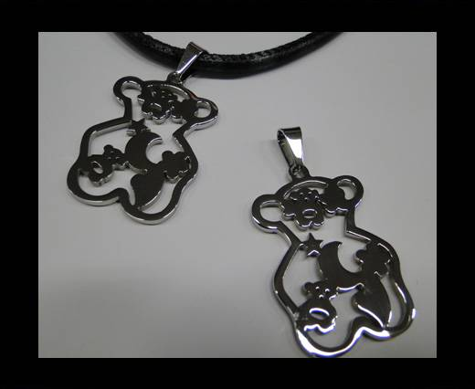 Buy Stainless steel pendant SSP-472 at wholesale prices