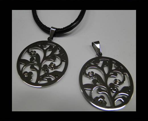 Buy Stainless steel pendant SSP-482 at wholesale prices