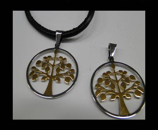 Buy Stainless steel pendant SSP-488 at wholesale prices