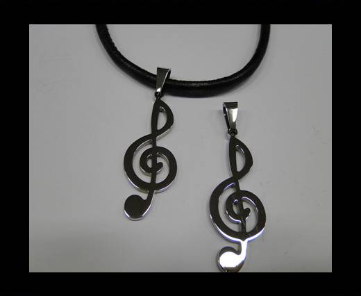 Buy Stainless steel pendant SSP-492 at wholesale prices
