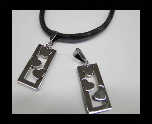 Stainless steel pendant SSP-494