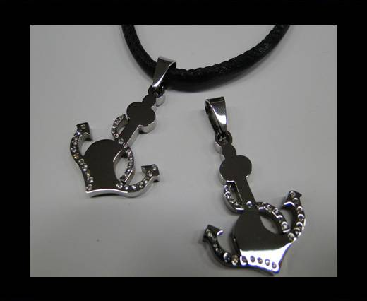 Buy Stainless steel pendant SSP-495 at wholesale prices