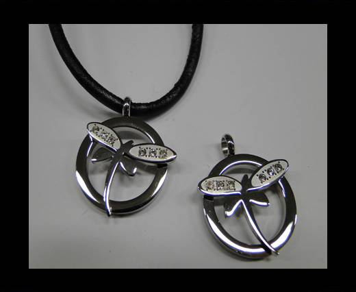 Buy Stainless steel pendant SSP-496 at wholesale prices