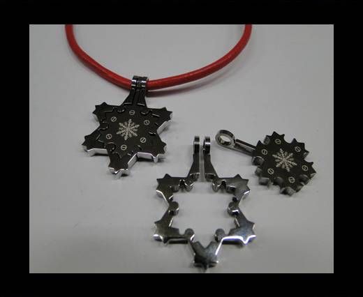 Buy Stainless steel pendant SSP-499 at wholesale prices