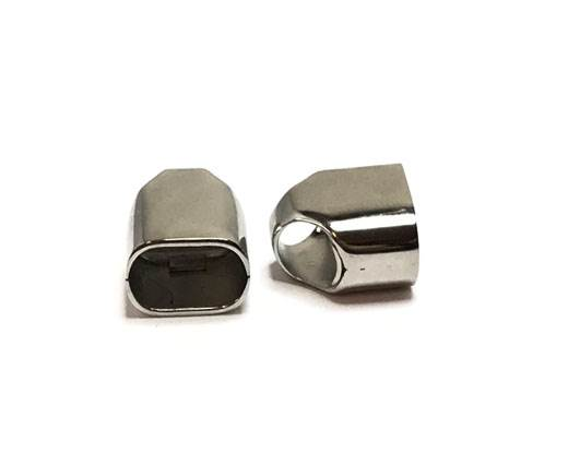 Stainless Steel end caps SSP-49-12*6MM