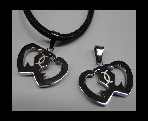 Buy Stainless steel pendant SSP-509 at wholesale prices