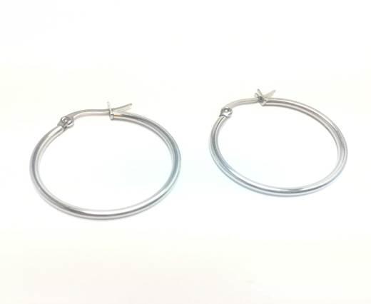 Stainless steel earing SSP-517
