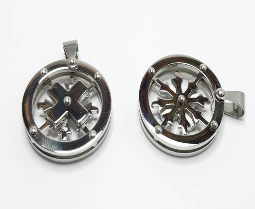 Stainless steel pendant SSP-533-25mm